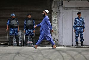 Kashmir: What a Curfew Feels Like