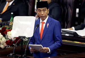 Indonesia Aims for Fastest Growth of Jokowi's Term