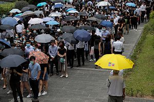 Hong Kong's Summer of Unrest