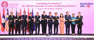 Australia and ASEAN Push Efforts to Combat Human Trafficking