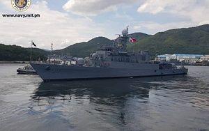 New Vessel Arrival Highlights Philippine Naval Modernization