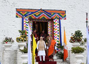 India-Bhutan Ties Are Thriving
