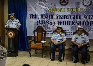 Why the First US-ASEAN Maritime Exercise Matters