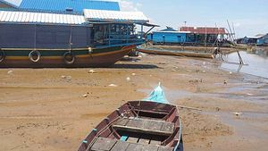 Something Is Very Wrong on the Mekong River