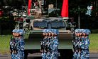 Battle-Ready: The PLA's Hong Kong Garrison