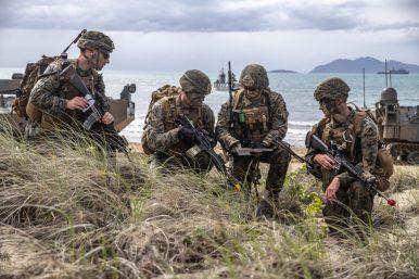 us army to australian army