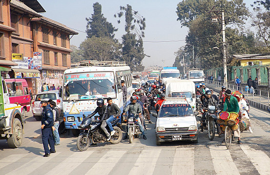 Cleaning Kathmandu's Air: Are Electric Vehicles the Answer? | The