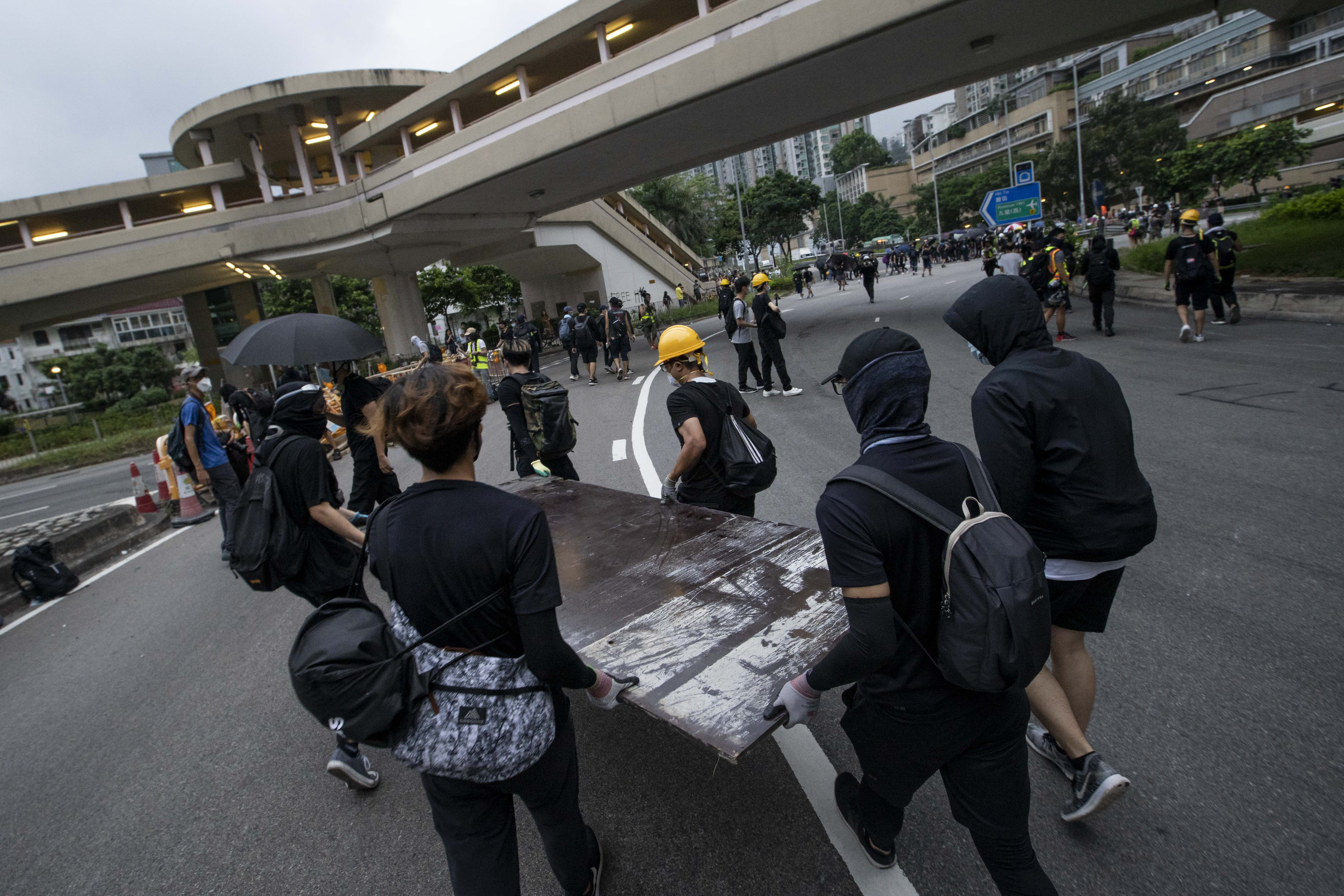 2 Months on, Hong Kong Remains Defiant