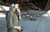 Australia's First Locally-Trained F-35A Pilots Take Flight With Stealth Fighter