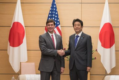 US Tries Its Hand at Shuttle Diplomacy Amid Japan-South Korea Disputes