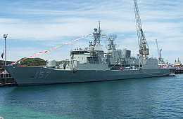 Australia to Join US, UK, and Bahrain in Patrolling Strait of Hormuz