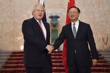 How Boris Johnson Will Approach UK-China Relations