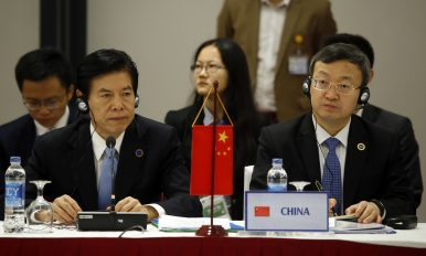 This Week's Key China Trade Talks Are in Beijing, Not Shanghai