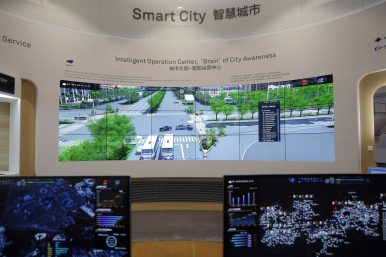 Smart Cities or Surveillance? Huawei in Central Asia