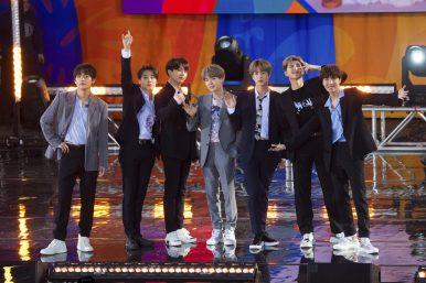 K-Pop Phenomenon BTS Takes a Break