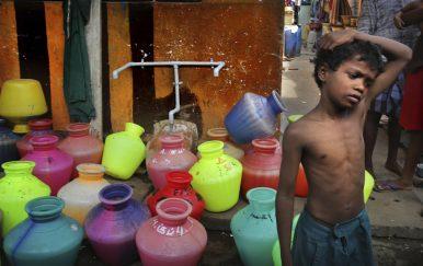 Chennai's 'Man-Made' Water Crisis