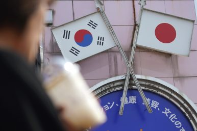 Korea's Dispute With Japan Spills Into National Security