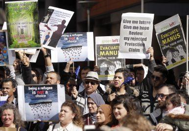 Australia's Harsh Immigration Policy