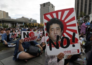 There Will Be No Winner in the Japan-South Korea Dispute