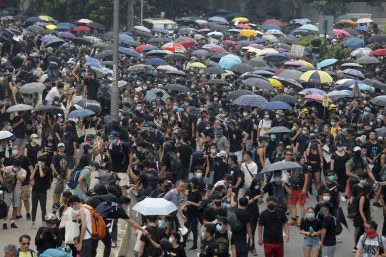 Hong Kong: The Anatomy of a Protest