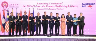 Australia and ASEAN Push Efforts to Combat Human Trafficking