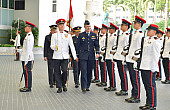 Air Force Chief Introductory Visit Puts Singapore-Australia Defense Relations in Focus