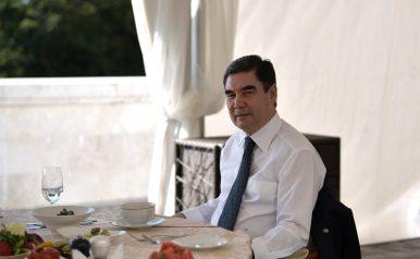Turkmenistan's President Isn't Dead, Yet