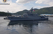 New Vessel Arrival Highlights Philippine Naval Modernization
