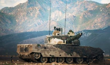 China's VT5 Lightweight Tank to Be Fitted With Active Protection System