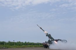 India Tests Indigenous Surface-to-Air Missile