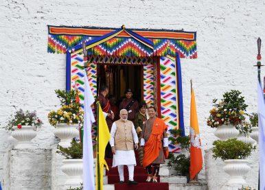 India-Bhutan Ties Are Thriving