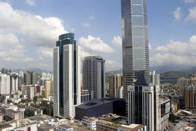 China's Grand Plans for Shenzhen