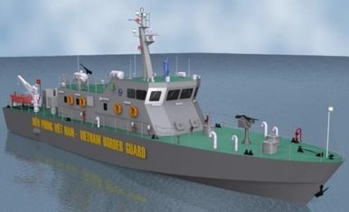 What's in the New India-Vietnam Patrol Vessel Project Launch?