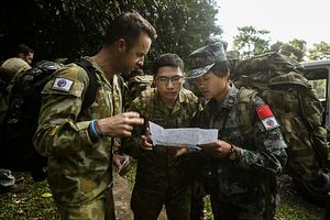 A Quiet Kowari: US, Australia, and China Trilateral Military Exercise