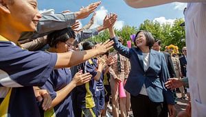 Taiwan President Sues Scholars for Alleging Her Doctorate Degree is Fake