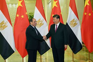 China in the Middle East: Influence and Investment