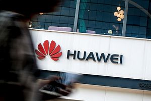 A Firsthand Account of Huawei's PR Drive