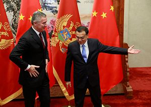 How China Challenges the EU in the Western Balkans