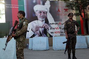 Afghans Go to Polls Saturday Amid Surge in Violence