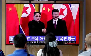 A Return to Normal for Beijing and Pyongyang?