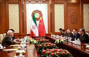 China-Iran: Thwarting U.S. Oil Sanctions