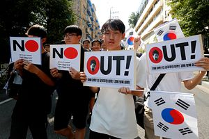 What Are Japan's 'Sanctions' on South Korea?