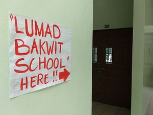 Amid Crackdown, a Lumad School Opens in Manila