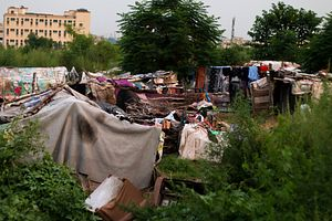 Working for the Wealthy, Islamabad's Poor Struggle to Live