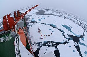 Checking in on China's Nuclear Icebreaker