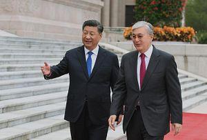 Kazakh President Tokayev Goes to Beijing