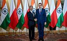 Revising Warsaw-New Delhi Ties After Indian the Foreign Minister's Visit to Poland