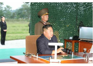 North Korea Conducts Second Test of 'Super-Large' Multiple Launch Rocket System