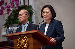Taiwan Warns Against Travel to China, Hong Kong After Detention of Taiwanese Nationals
