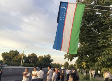 Unclear Boundaries in a Changing Uzbekistan